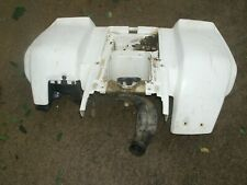 YAMAHA BLASTER OEM PLASTIC REAR FENDER  YFS200     WHITE   YFS  W/ INTAKE TUBE