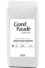 100 % Jamaican Blue Mountain Dark Roast Coffee Beans, Wallenford Estate | 7 lbs