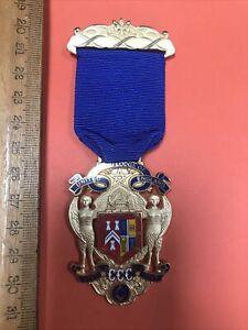 Masonic United Grand Lodge of United England 300 Years Medal Presentation Wallet