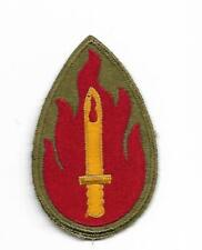 WWII 63rd Infantry Division patch