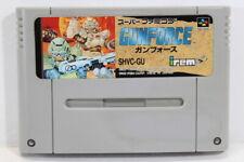 GUNFORCE / Gun Force SFC Nintendo Super Famicom Japan Import US Seller I7738
