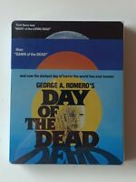 DAY OF THE DEAD | limited steelbook - bluray - George Romero