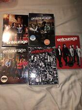Entourage Series DVD Seasons 1, 2, 3, and 4