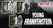 Set 3 Funko Horror Young Frankenstein Igor The Monster Frankenstein Vinyl Idolz