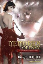 Memories of Envy: A Vampire Memories Novel-ExLibrary