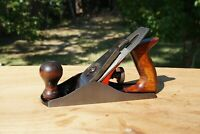 Vintage Millers Falls No.9 Jack Plane Smooth Bottom Made In USA Nice!