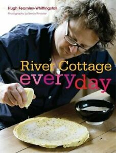 River Cottage Everyday by Hugh Fearnley-Whittingstall Hardback Book The Cheap