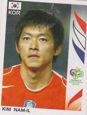 Panini FIFA 2006 World Cup sticker #505 Kim Nam-Il South Korea
