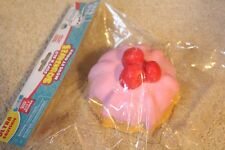 Slow Rise Jumbo SOFT 'N SLO Squishies PINK BUNDT CAKE Slo Rize Sweet Shop ORB S1