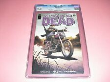 Walking Dead #15 CGC 9.8 WHITE PAGES 2005! Image Comics not CBCS A66