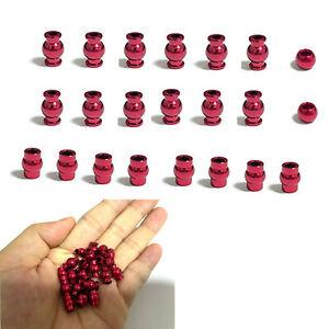 22PCS Aluminum Alloy Full Car Pivot Ball Set For Arrma 1/10 4x4 Granite Mega