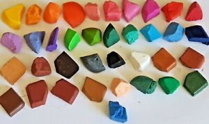 Candle Wax COLOR Dye Chips Bits Mica & Fluro Pigment  Colorant Material 5g 10g