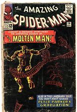 The Amazing Spider-Man #28 (Sep 1965, Marvel) Good