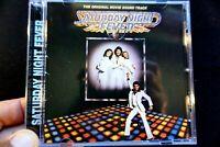 Saturday Night Fever - The Original Movie Sound Track  - CD, VG