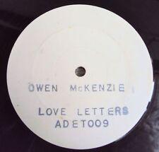 Near Mint (NM or M-) White Label Single Vinyl Music Records