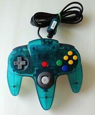 NINTENDO 64 CONTROLLER Clear Green [ N64 N216 ] Nintendo 64 Japan