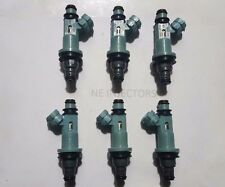 Denso Flow Matched Fuel Injector Set for Toyota Lexus 3.0  23250-46090 Set of 6
