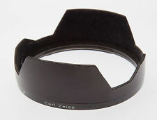 Zeiss Metal Lens Shade for Canon or Nikon 18mm or 21mm ZE or ZF BENT