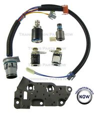 4L80E GM Transmission Master Solenoid Kit Set With Harness 1994 to 2003 34420K1