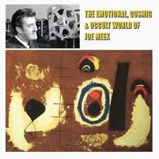 MEEK, Joe - The Emotional Cosmic & Occult World Of Joe Meek - Vinyl (LP) NEW