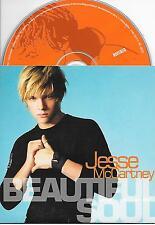 JESSE MCCARTNEY - Beautiful soul + Take your sweet time (SUGAR MIX) CDS 2TR EU