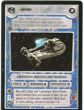 Star Wars CCG Reflections II Ex. Uni. Premium Outrider