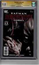 (B3) Detective Comics #817 CGC 9.8 Signature Series *James Robinson*