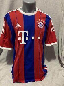 Bayern Munich Home Shirt 2014/15 Large Original Rare