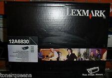 New ! Genuine  Lexmark T520 T522 X520 X522  Toner cartridge 12A6830