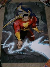 Shazam Monster Society of Evil DC Poster 24x36 2007 Jeff Smith