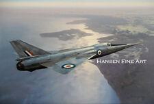 Fairey FD.2 Delta Limited Edition Aviation Painting Art Print Darryl Legg
