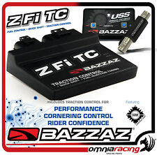 Bazzaz Z-Fi TC Quick Shift + Fuel + Traction Control x Harley V-Rod 2002/2014