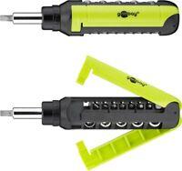 Steckschlüssel Bit Set Ratschen Schraubendreher Bitsatz 15-tlg Werkzeug Ratsche
