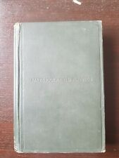 Matriculation Physics Heat Light And Sound By R. W. Stewart And John Don 2nd Ed.