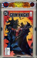 Batman Who Laughs The Grim Knight #1 EGS 9.8 Not CGC Harley Quinn Tan McFarlane