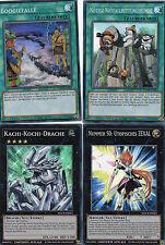 YUGIOH > tutte le 4 maximum Crisis Promos < tedesco Super Rare Numero s0, Boogie caso