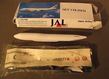 "Japan Airlines JAL Sky Cruiser model plane, 6 1/2"" in box"