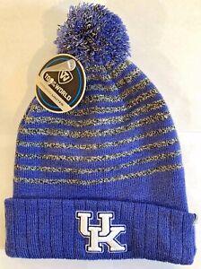 NEW!! University of Kentucky - Stocking Cap - UK Wildcats Knit Hat