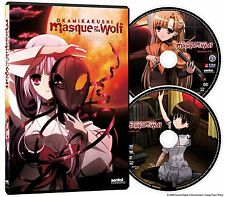 Okamikakushi . Masque Of The Wolf . Complete Series Collection . Anime . 2 DVD