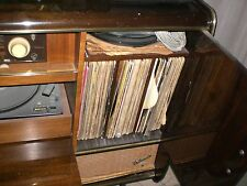 Vintage Valencia Record Player in Good Condition/ Partial Works (Sold As-Is) :)