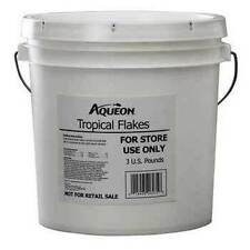 Aqueon Tropical Fish Flake Food 3lb Contains Only Natural Ingredients FREE Ship