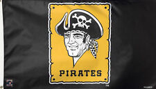 Pittsburgh Pirates Mlb Deluxe Grommet Flag Baseball Banner 3' x 5'