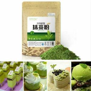 100g Matcha Powder Green Tea Pure Organic Certified Quality Natural Loose