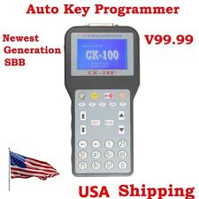 From USA Newest Generation CK-100 Auto progarmmer Tool V99.99 With 1024 Tokens