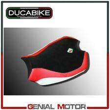 Rivestimento Sella Pilota NeroRossoBianco CSV401DAW Ducabike Ducati panigale V4