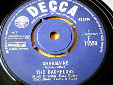 "THE BACHELORS - CHARMAINE   7"" VINYL"