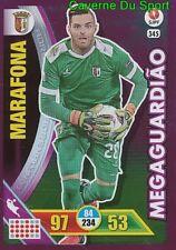 345 MARAFONA SC.BRAGA MEGAGUARDIAO CARTAO CARD ADRENALYN LIGA 2017 PANINI