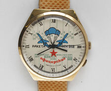 RAKETA PAKETA, orologio Sovietico meccanico calendario perpetuo (1992-2012)