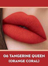 SUGAR Cosmetics Smudge Me Not Liquid Lipstick 06 Tangerine Queen (Orange Colour)
