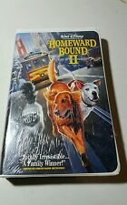 Homeward Bound 2 Lost in San Francisco VHS Clamshell BRAND NEW SEALED